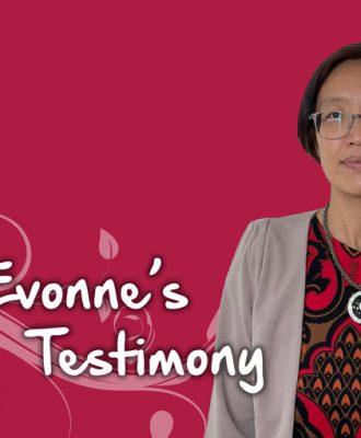 Loh Evonne's Testimony